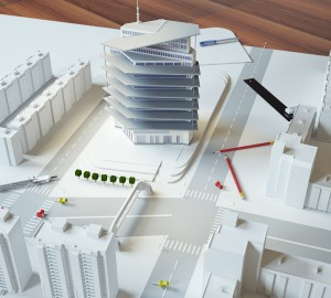 bigstock-architectural-model-of-a-moder-38710867