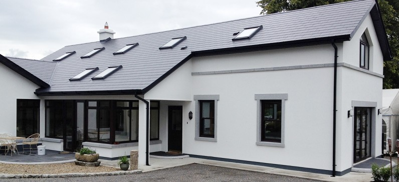 House restoration projects ireland